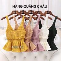 Áo len 2 dây Quảng Châu