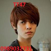 Tóc giả nam Hàn Quốc - TT47