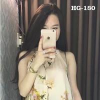 Áo Yếm Dây In Hoa Hàng Thái