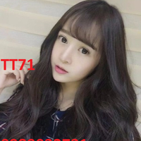 Tóc giả dễ thương Hàn Quốc TT71