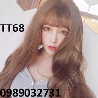 Tóc giả Hàn Quốc cực đẹp - TT68