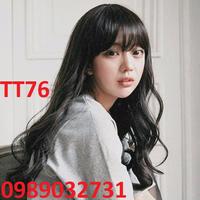 Tóc giả nữ Hàn Quốc TT76