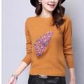 hàng nhập loại 1 - áo len phong cách hàn quốc hd2055