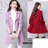 hàng nhập - áo khoác len dạng vest hd23901
