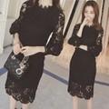 Váy ren công chúa