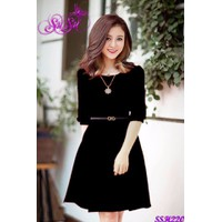 Đầm xòe xinh xắn - SSH220