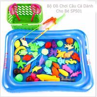 Bộ đồ chơi câu cá cho bé SP501