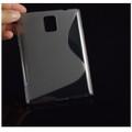 Ốp Lưng Blackberry Passport silicon