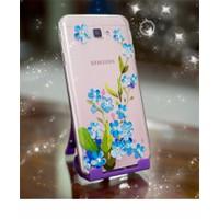 Ốp lưng Samsung Galaxy J7 Prime dẻo hình hoa
