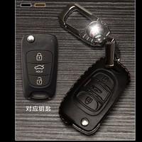 Bao da chìa khóa ô tô KIA mẫu C