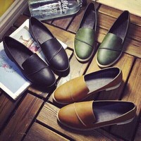 giày oxford nử 1278