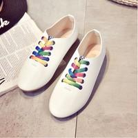 Giày Moka nữ thời trang - G030