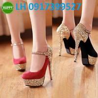 Giày cao gót nữ cao cấp mới L12H116
