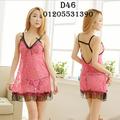 Đầm Ngủ Sexy Korea D46