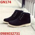 Giày lười mọi nam  Hàn Quốc - GN174