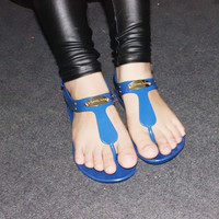 Giày sandals nhựa xỏ ngón SDXN05