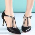 Giày cao gót nữ nhập khẩu KS666