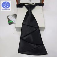 [Chuyên sỉ - lẻ] Cà vạt thắt sẵn nữ Facioshop CA24 - bản 8.5cm