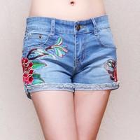 Short Jean cá tính - QS010