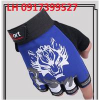 Găng tay bao tay thời trang xỏ ngón cao cấp L12G7