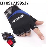 Găng tay bao tay thời trang xỏ ngón cao cấp L12G6