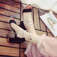 Giày cao gót nữ nhập khẩu GD426