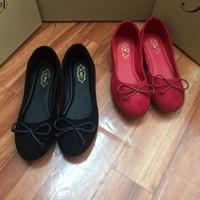 giày bệt nơ
