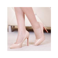 Giày cao gót đế đỏ cao cấp - LN731