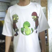 áo thun overtee in zombies