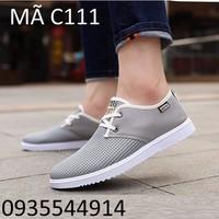 Giày nam cá tính Hàn Quốc C111