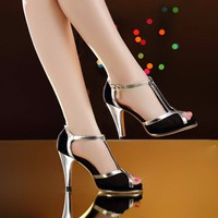 Giày cao gót nhập khẩu GD544
