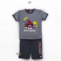 Bộ thun bé trai- Angry Birds