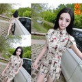 Jumpsuit nữ trẻ trung Mã: AA649