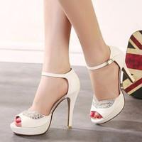 Giày cao gót nhập khẩu GD674