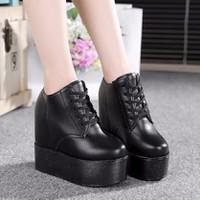 BM231D -Giày Oxford Đế Bánh Mì Cổ Giày Cao - Doni86