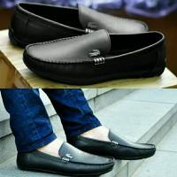 giày lười đẳng cấp da thật