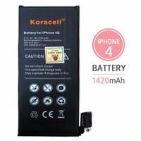 Pin điện thoại iPhone 4S hiệu Koracell dung lượng 1420mAh