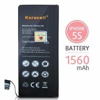 Pin điện thoại iPhone 5S hiệu Koracell dung lượng 1560mAh
