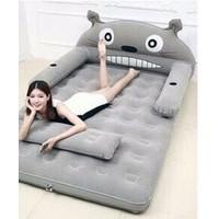 Giường hơi hình thú 1,2x2m kèm đồ bơm