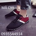 Giày vải Hàn Quốc nam C99