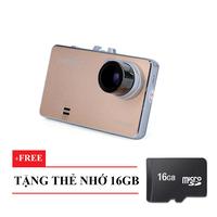 Camera hành trình xe hơi ELITEK EJV2520FHD-Thẻ nhớ 16GB