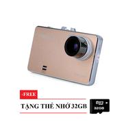 Camera hành trình xe hơi ELITEK EJV2520FHD- Thẻ nhớ 32GB