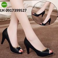 Giày cao gót nữ cao cấp hàng xuất khẩu L12H126