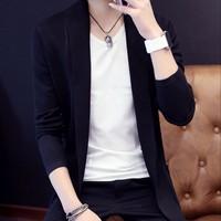 Áo cardigan len nam dáng lửng cực chất 2016
