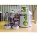 Máy xay sinh tố và ép trái cây 2 in 1