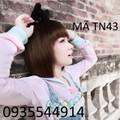 tóc nữ ngắn hàn quốc TN43