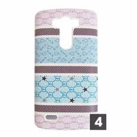 Ốp lưng họa tiết LG G4 thời trang đính đá