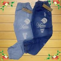 Quần Baggy Jeans  Dây Kéo Lai Hot