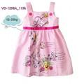 Đầm kate Love hoa