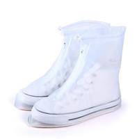 Giày đi mưa trong suốt thật tiện lợi của MUASAMHOT